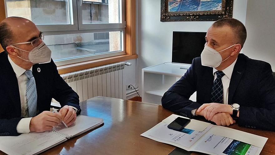 Impulso a la alianza logística Galicia-Norte de Portugal