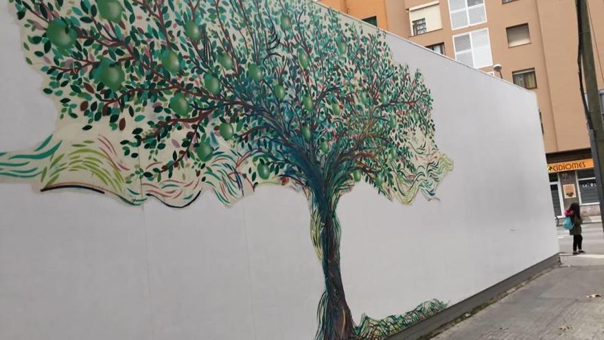 El manzano  de Eusebi Estada