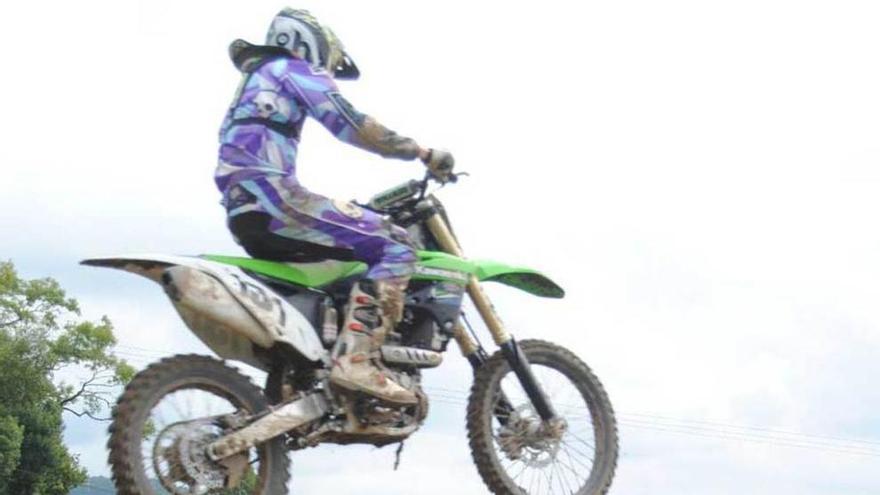 El TSJA avala la construcción de un circuito de motocross en Valdesoto