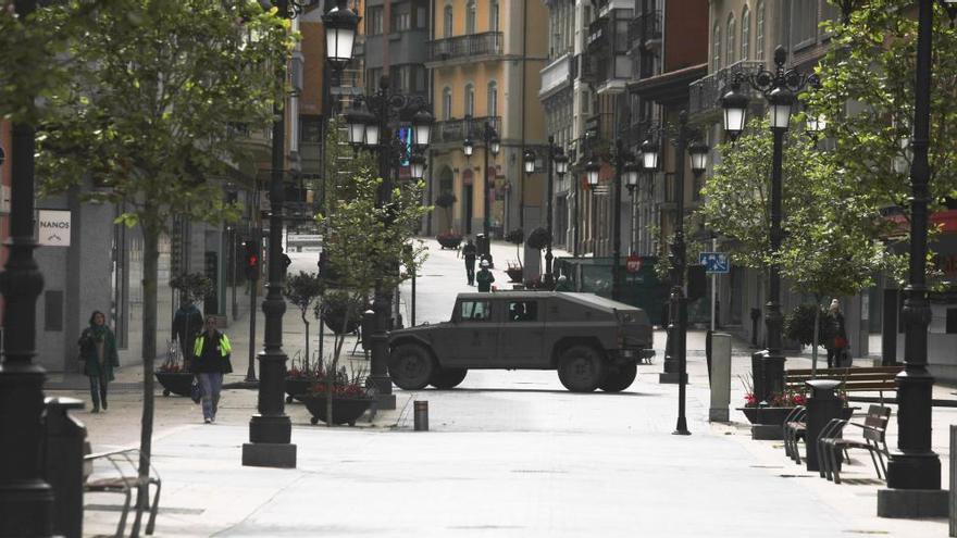 Salud alerta a los alcaldes asturianos: el confinamiento domiciliario está próximo