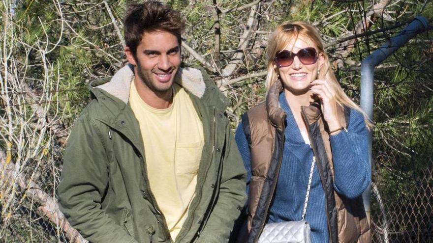 Alba Carrillo y Santi Burgoa continúan su historia de amor