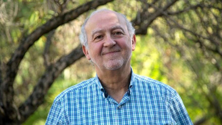 El investigador del IAC José Miguel Rodríguez Espinosa, secretario general de la Unión Astronómica Internacional