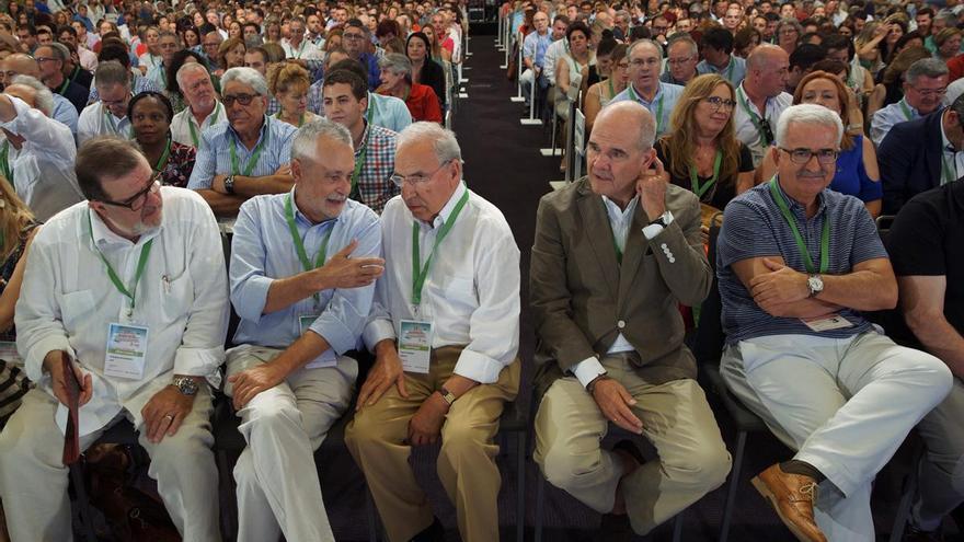 Fotogalería / Congreso del PSOE-A