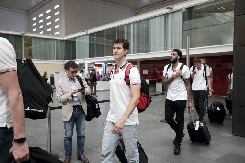 El Casademont empieza su viaje con destino Bonn