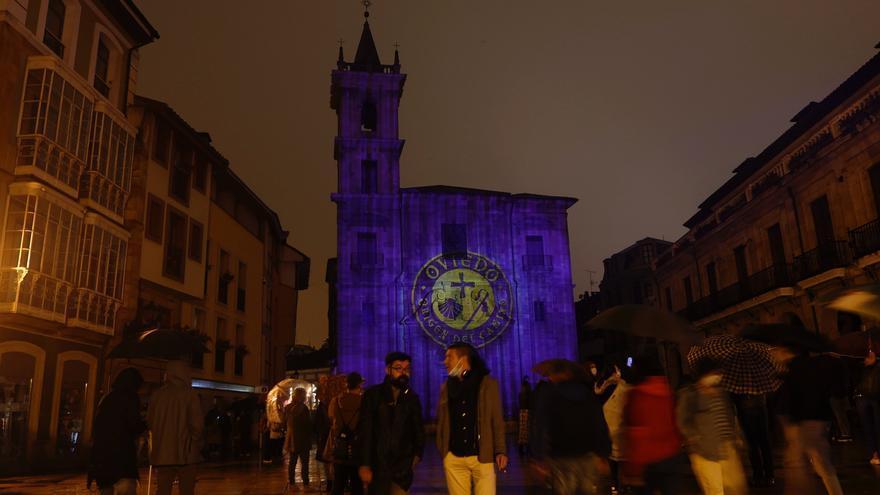 Videomapping en la iglesia de San Isidoro
