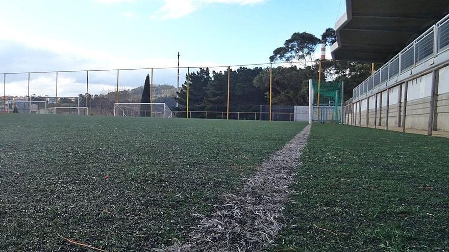 Luz verde a las obras para la renovación integral del campo de fútbol de Meicende
