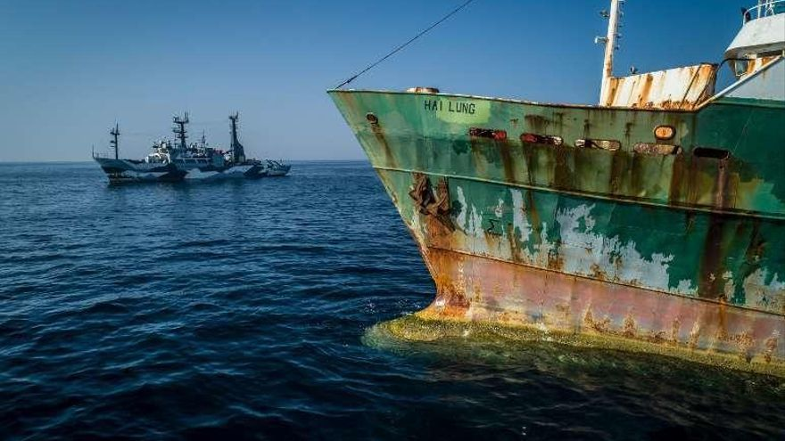 Apresado en Liberia un buque ligado con el clan gallego Vidal Armadores