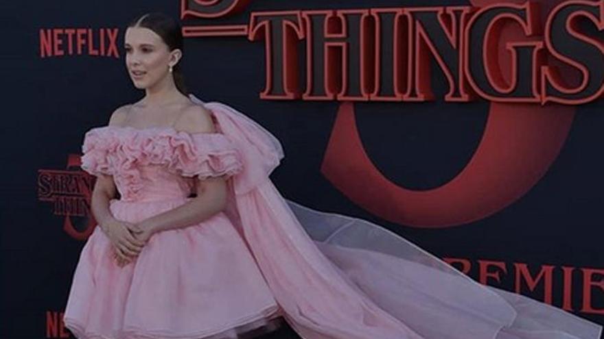 Millie Bobby Brown: Conoce a la protagonista de 'Stranger Things'