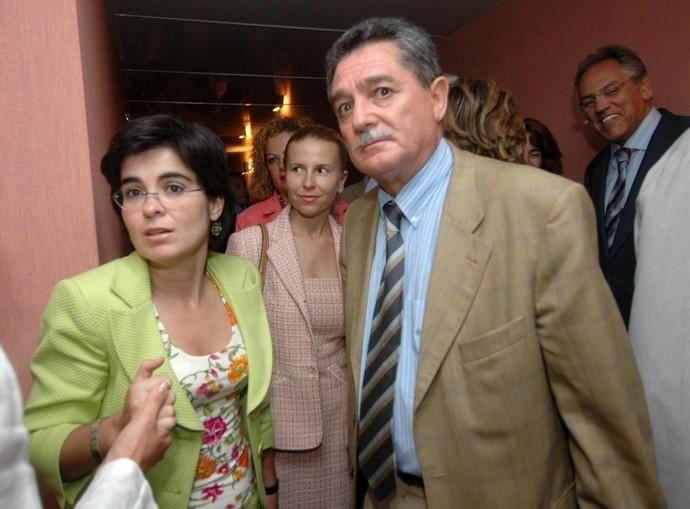 UNIVERSIDAD DE VERANO DE MASPALOMAS 2005