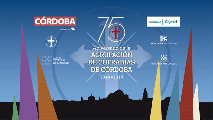 CÓRDOBA presenta el libro '75 aniversario de la Agrupación de Cofradías de Córdoba'