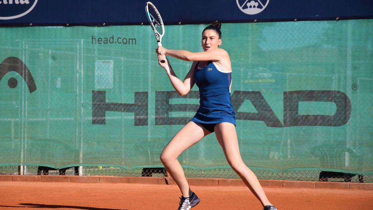 El torneo ITF Villena-JC Ferrero llega a los octavos de final