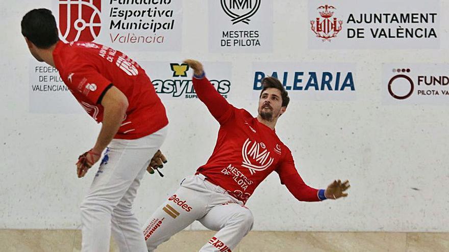 Dia gran de pilota hui a Pelayo amb grans finals