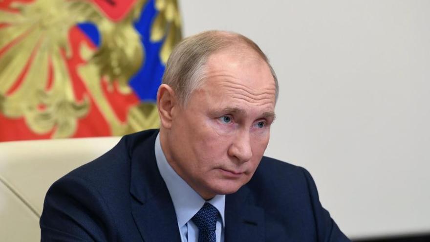 Putin se asegura la inmunidad cuando deje el Kremlin