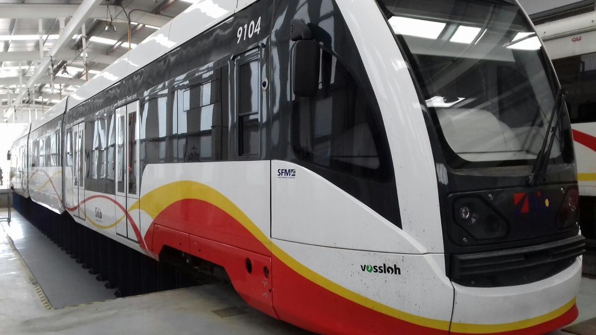 SFM incrementará a partir de este jueves las frecuencias en la línea de metro a la UIB