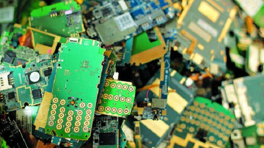 Basura electrónica: Vacío legal directo al vertedero