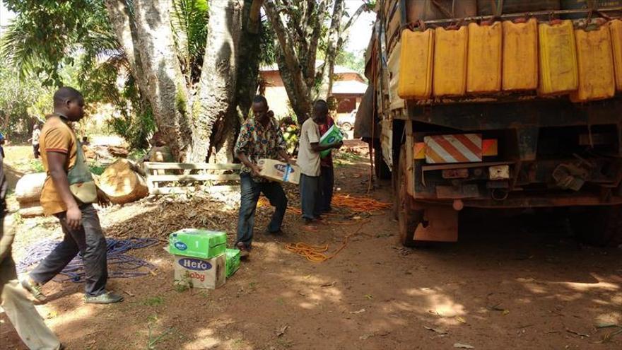 La ayuda de Córdoba a África