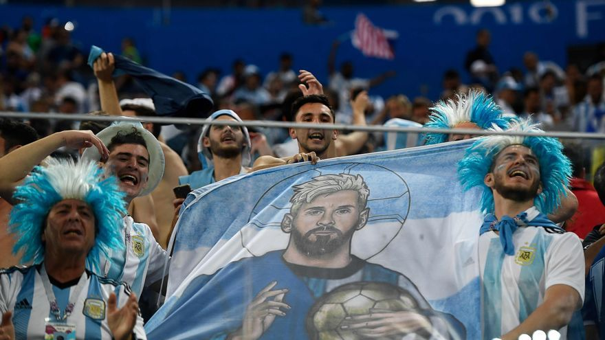 Los argentinos, impactados por la salida de Messi del Barcelona