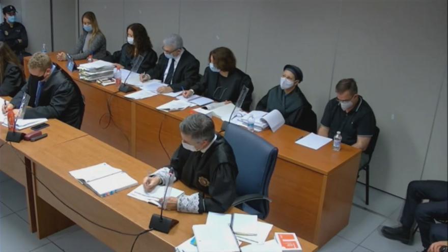 """Juicio del Caso Maje: Un testigo relata """"la relación esporádica"""" con Maje días después del crimen de su marido"""