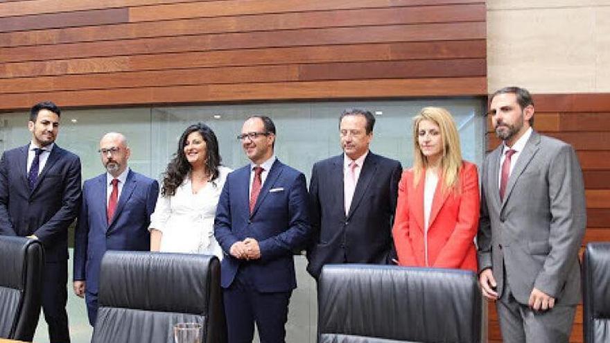 Ciudadanos decide la expulsión del partido del sustituto de Cayetano Polo