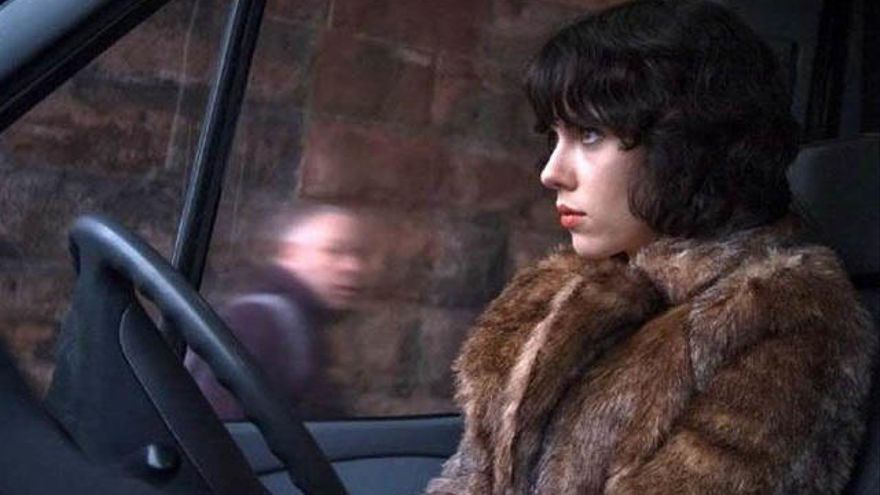 'Under the skin': Entre lo original y lo insólito