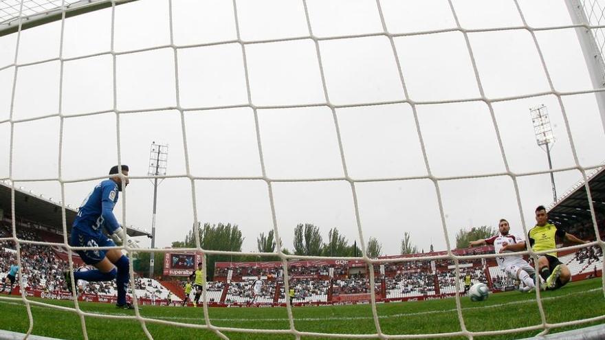 El Tenerife firma su segunda mayor goleada como visitante en la historia de La Liga