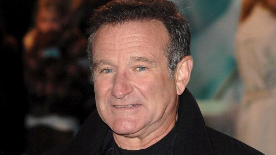 Robin Williams, acusado de robar chistes a otros cómicos