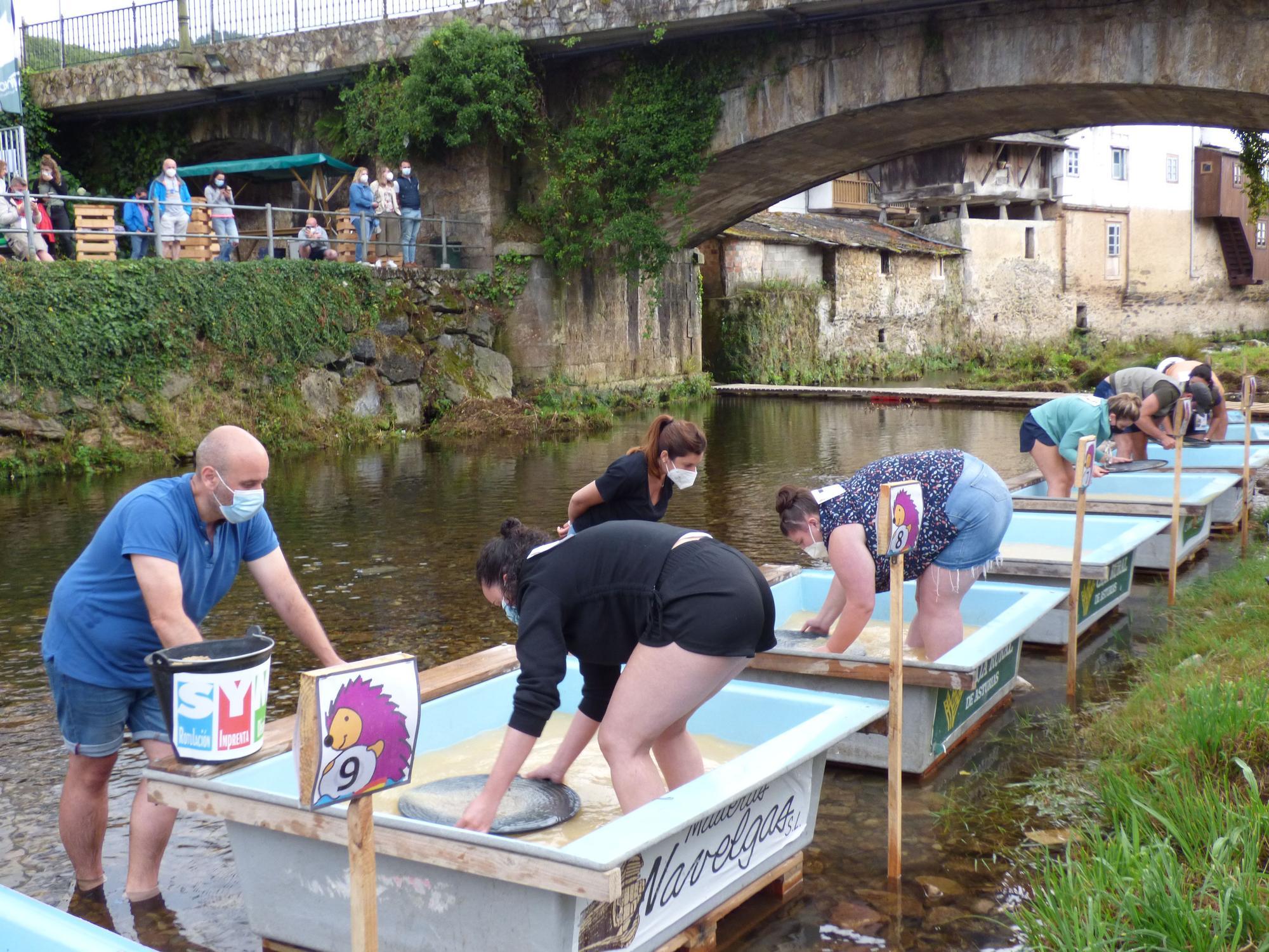 Campeonato nacional de bateo de oro en Navelgas