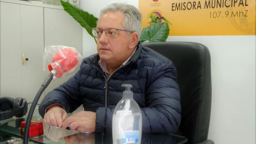 Coronavirus, el caso Chavero y el empleo centran el discurso navideño del alcalde de Monesterio