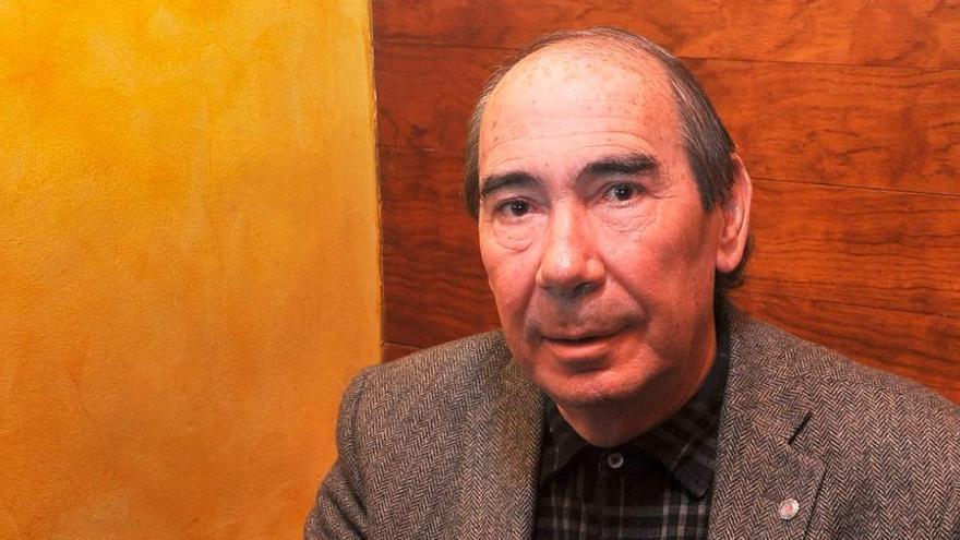Mor Lluís Fernández, president de l'Associació d'Hostaleria de l'Alt Empordà