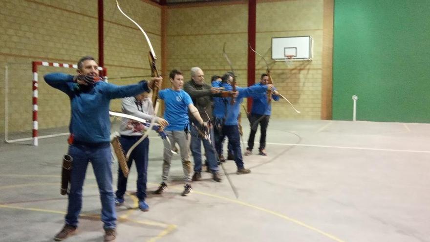 El Club Los Valles de Benavente se va a entrenar a León