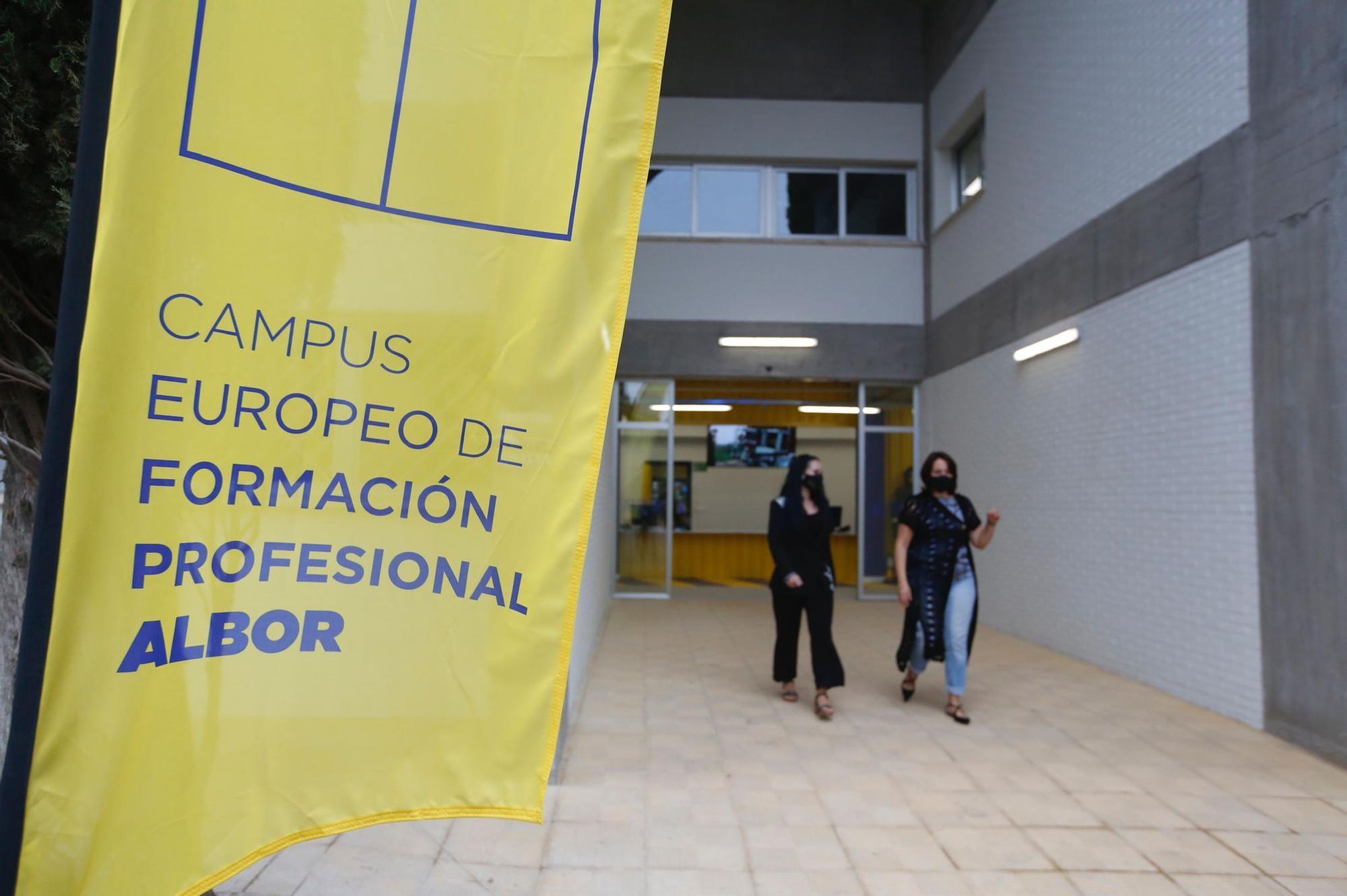 La antigua Agrónomos reabre como campus de Formación Profesional