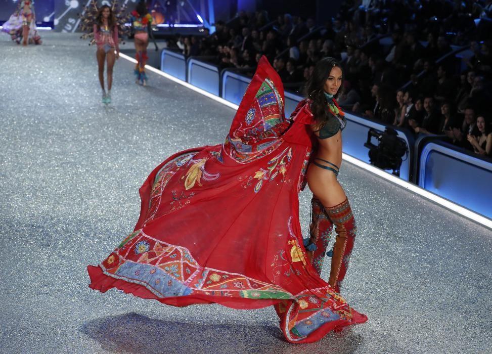 Desfile de Victoria´s Secret en París