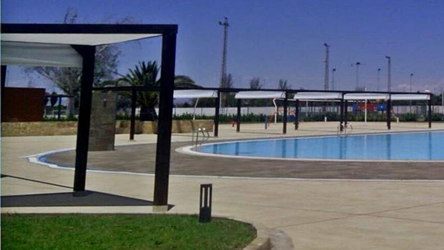 Catarroja abrirá la piscina de verano el 12 de junio