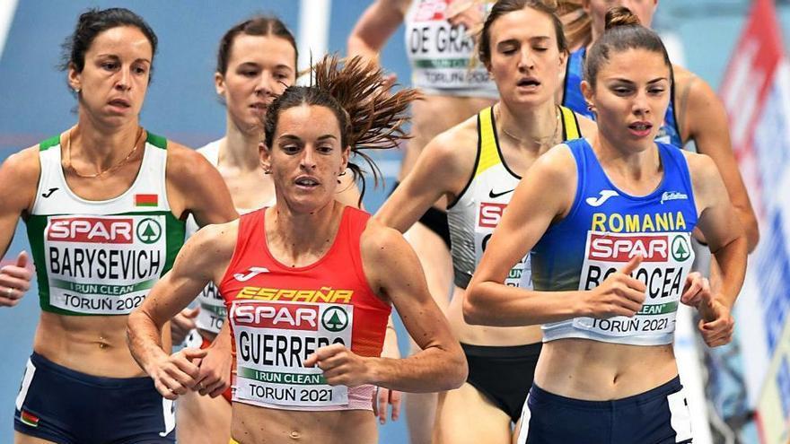 Guerrero frega la medalla