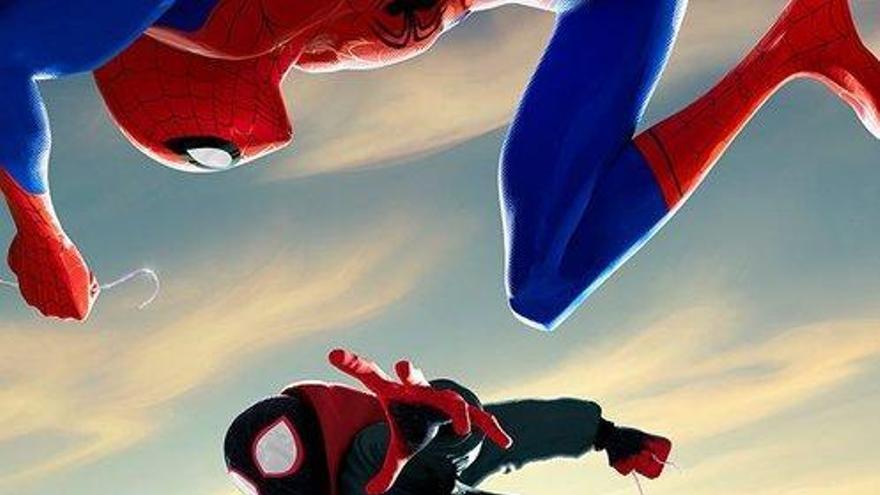 Spiderman, un nuevo universo