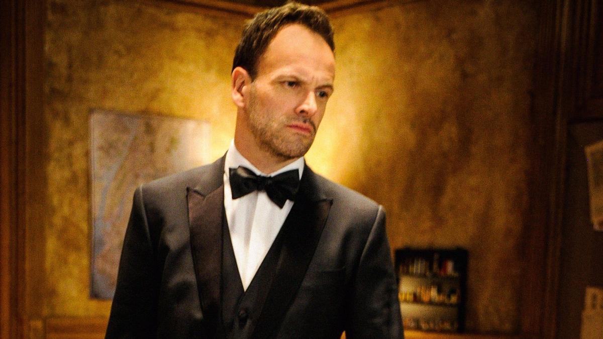 El actor Jonny Lee Miller.