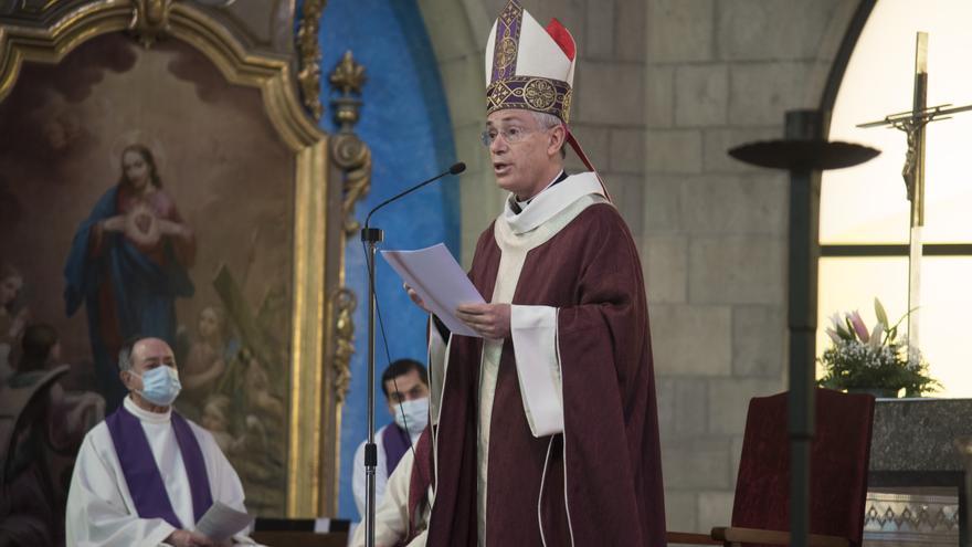 El bisbe de Vic sobre la renúncia de Xavier Novell: «Ho vam rebre amb dolor i perplexitat»