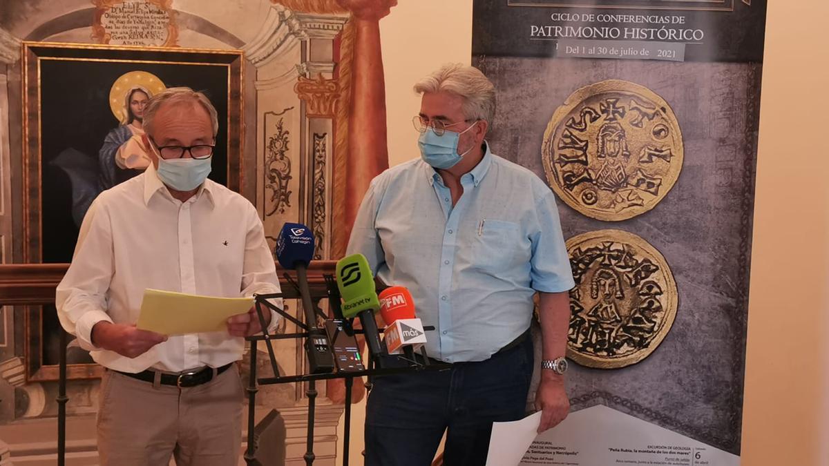 Ciclo de conferencias en Cehegín