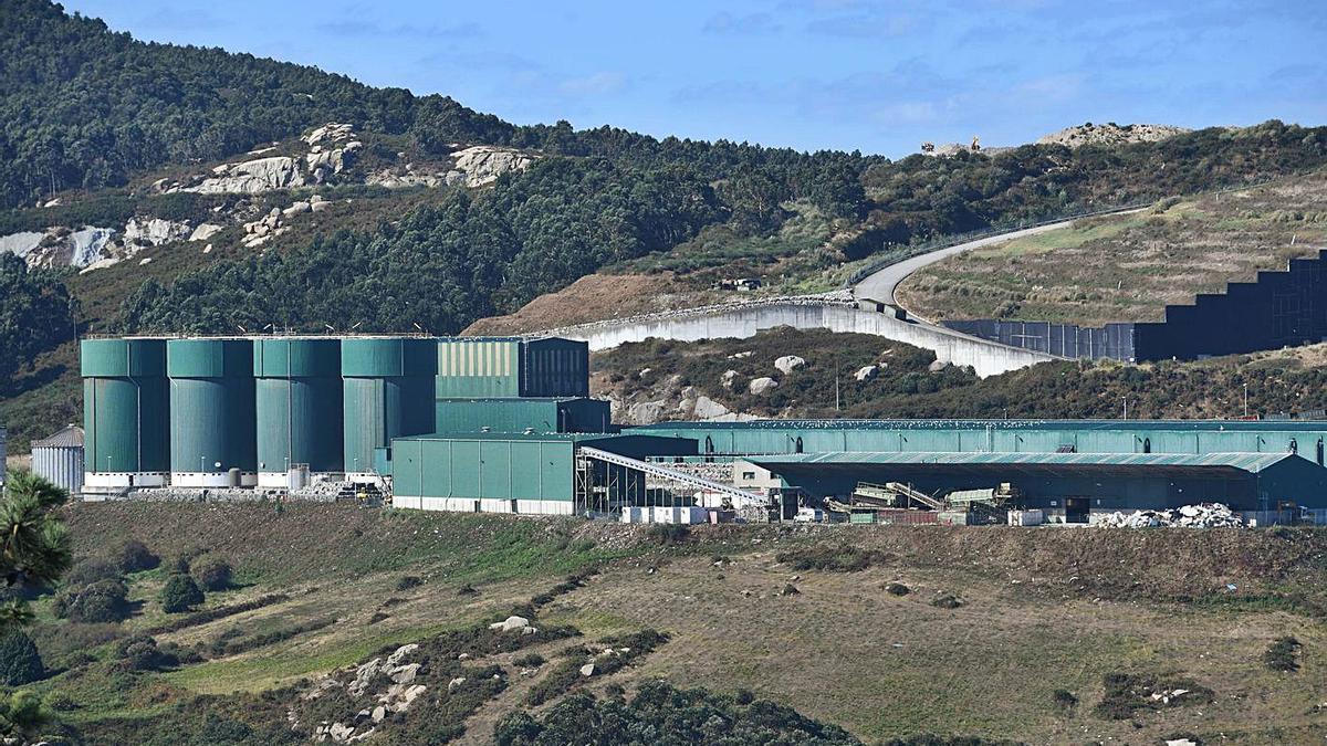 Vista de la planta de Nostián. |   // CARLOS PARDELLAS