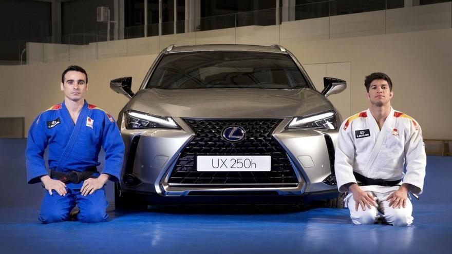 Lexus se convierte en el nuevo patrocinador del Club de Judo DojoQuino