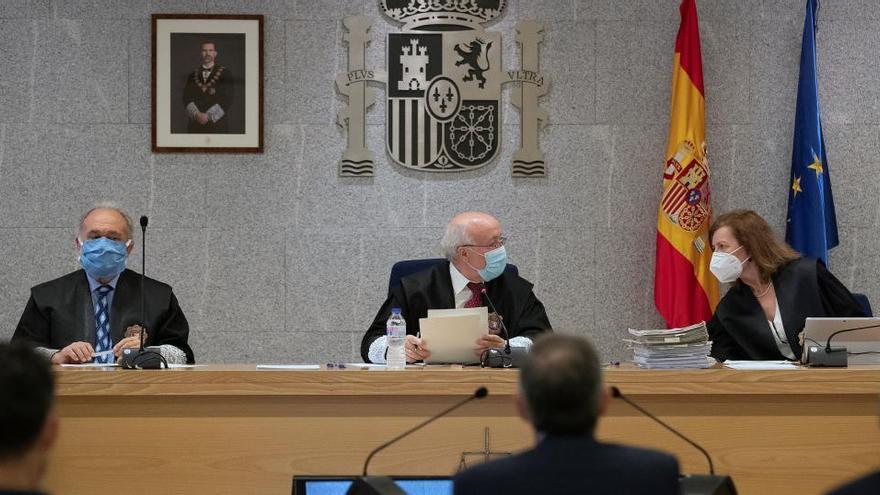 Un testigo dice que contrataron a dedo a Gürtel para la visita del papa