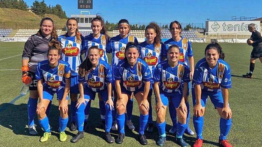 La SD Ejea alza la Copa Federación Aragonesa