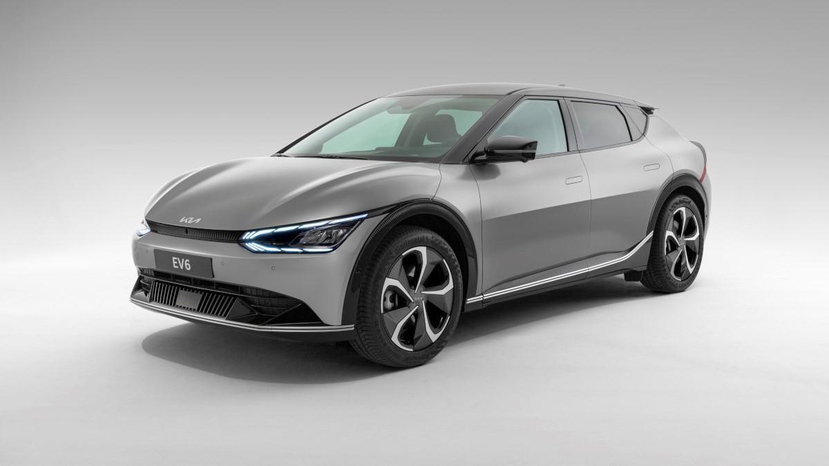 Kia EV6, el eléctrico del futuro que se puede comprar hoy