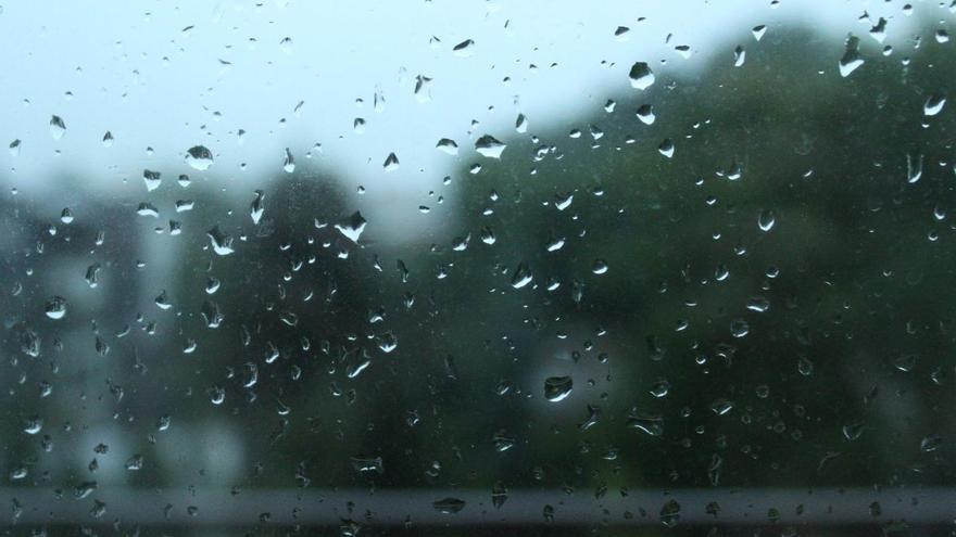 Alerta per pluja intensa durant la tarda a les comarques de Girona