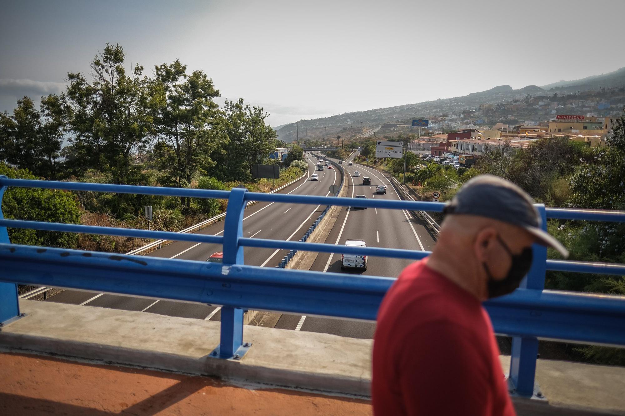 Situación de la Urbanización La Quinta