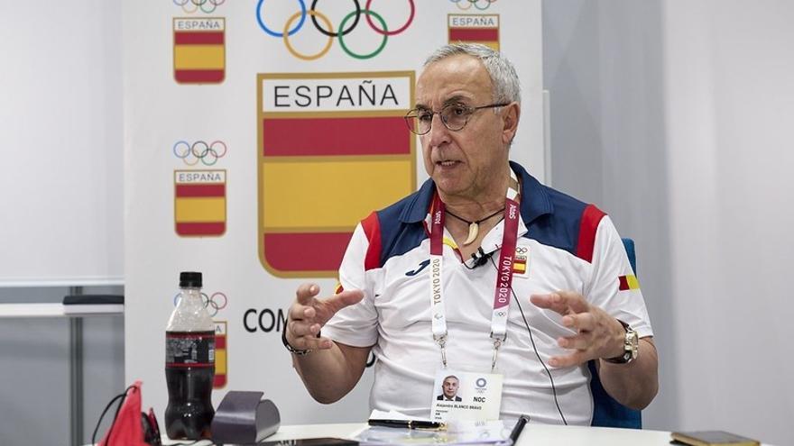 """Alejandro Blanco:  """"Tener 3 medallas en 3 Juegos distintos lo hacen los privilegiados"""""""