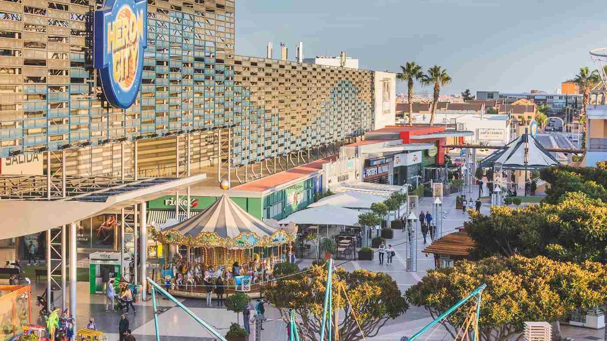 Centro Comercial Heron City.