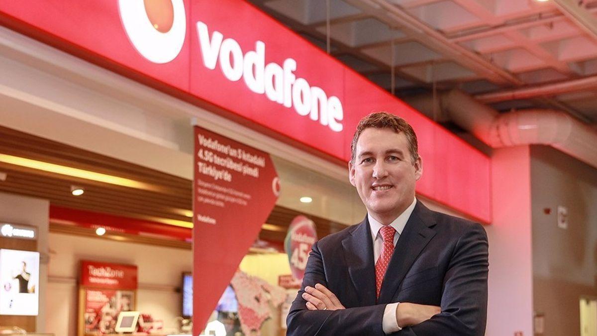 El nuevo consejero delegado de Vodafone España, Colman Deegan.