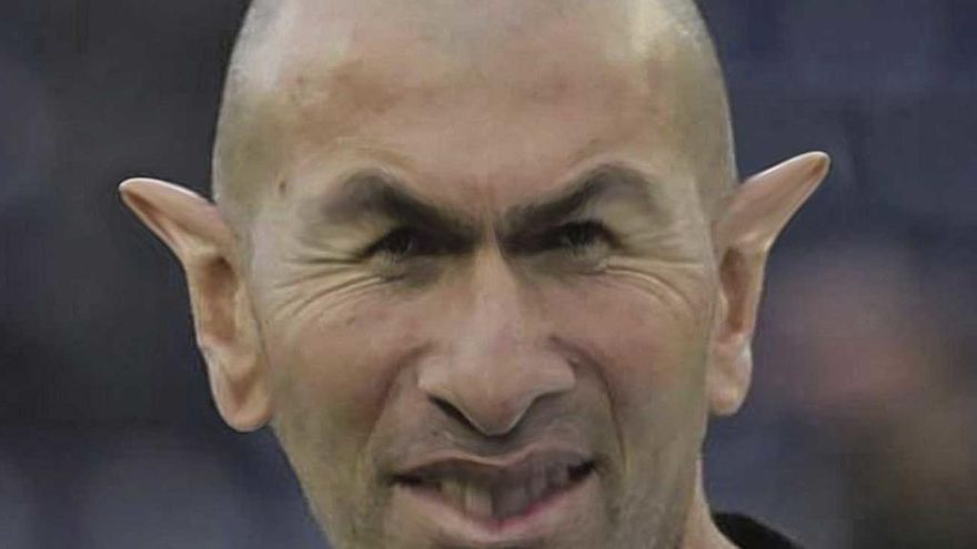 """Zinedine Zidane: """"El que seguirá es florentino"""""""