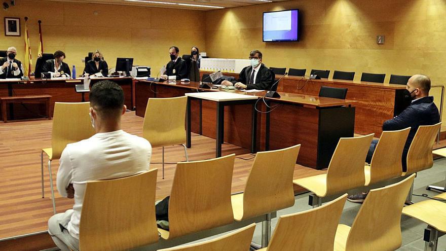Absolen els acusats de l'assalt violent al domicili de Jordi Comas